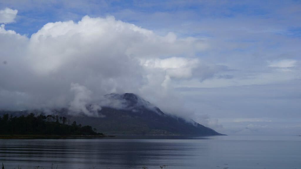 Loch Nevis Cape Wrath Trail