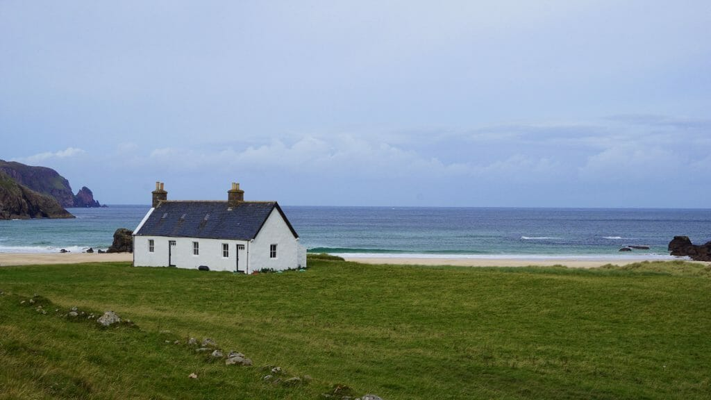 Cape Wrath Bothy Guide Kearvaig bothy
