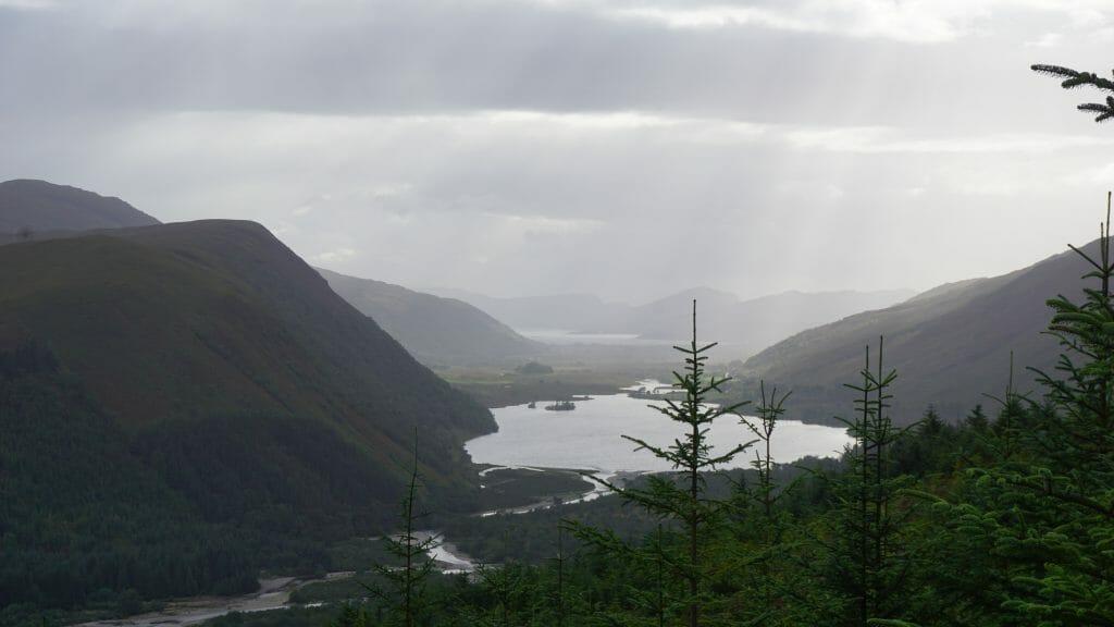 Cape Wrath Trail Loch Dughaill