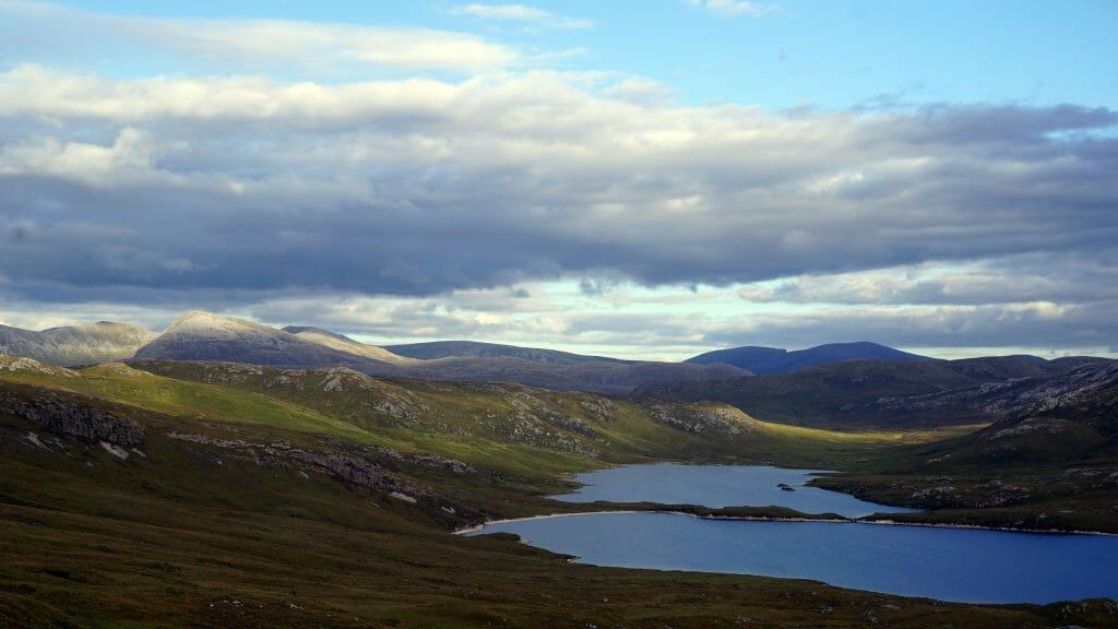 Loch an Leathaid Bhuain