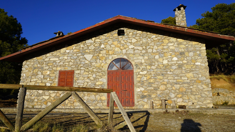 Sierra Nevada refugio