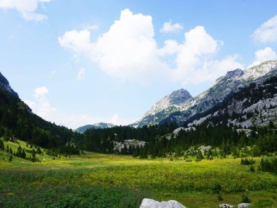 hiking Bosnia-Herzegovina