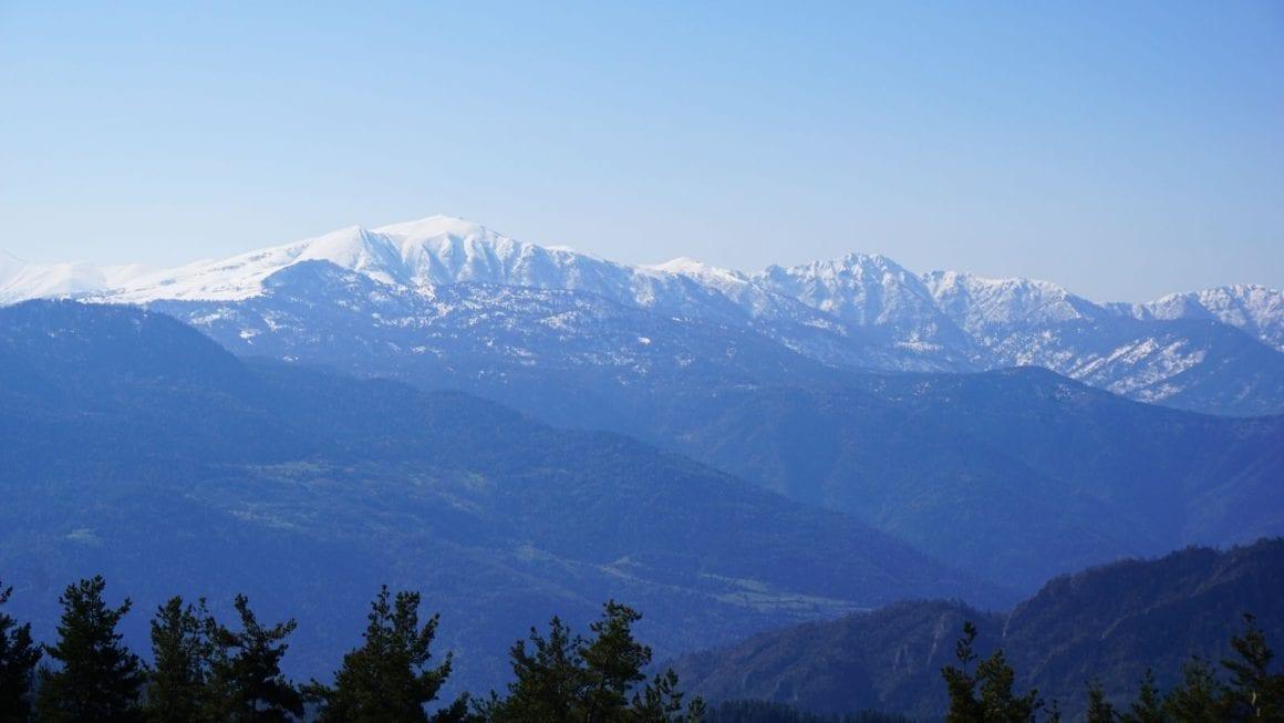 sustainable tourism destinations Georgia