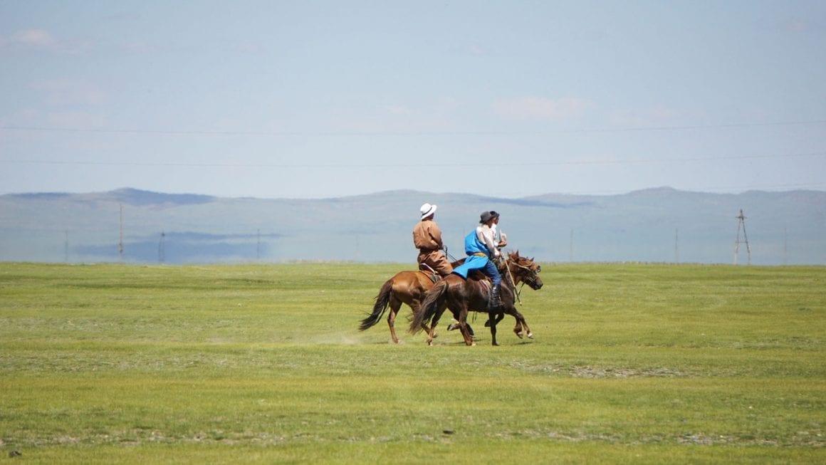 sustainable tourism destinations Mongolia